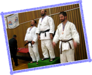 Leon Sensei takes first place in the Black Belt masters division at the Bujuka Invitational Tournament in Seaside California in October, 2010. This was his first time competing in 15 years.