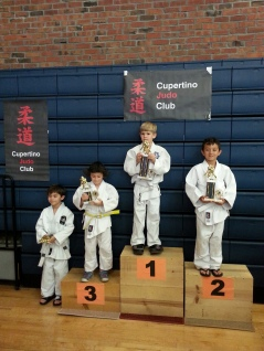 David 3rd place