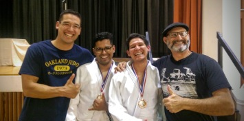 Congrats to our adult competitors Giovanni and Ernesto!